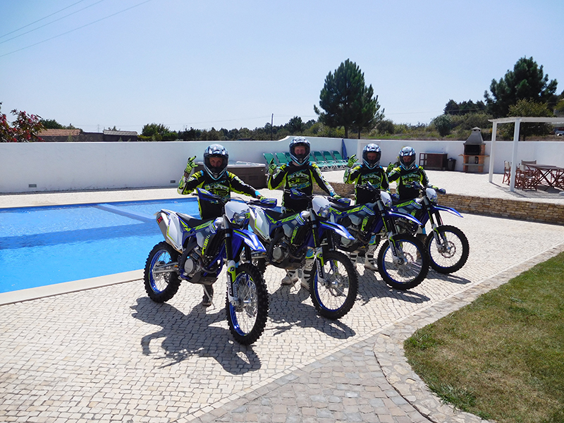 Dirt Bike Holidays Portugal